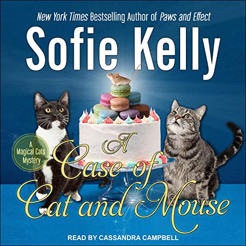 A Case of Cat and Mouse cover art
