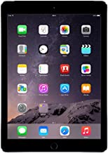 Apple iPad Air 2 16GB Cellular Space Gray (Renewed)