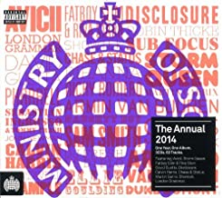 Ministry of Sound: Annual 2014 by VARIOUS ARTISTS (2013-08-03)