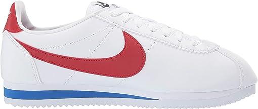 White/Red/Varsity Royal