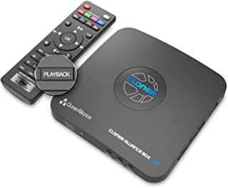 HDML-Cloner Box Pro, Capture 1080p HDMI Videos/Games and Play Back Instantly with The Remote Control, Schedule Recording, ...