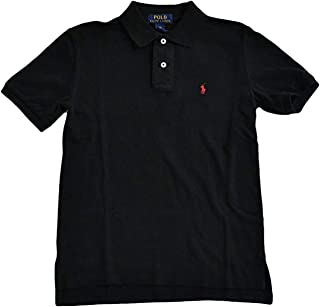 Boys Classic Fit Pony Logo Polo Shirt