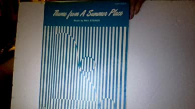 A summer Place, Theme from Max Steiner Piano Solo