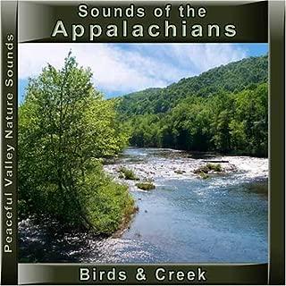 Sounds of the Appalachians - Birds & Creek