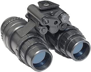 FMA Airsoft Dummy Dual Night Vision Goggles Black GPNVG 18 PVS 15 UK