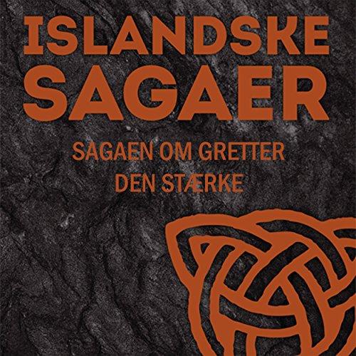 Sagaen om Gretter den Stærke audiobook cover art