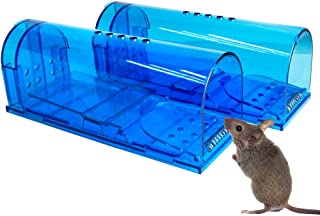 Humane Mouse Trap | 2 Pack Catch and Release Mouse Traps That Work | Mice Trap No Kill..