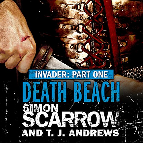 Couverture de Invader: Death Beach