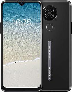 simフリー スマートフォン本体 Blackview A80 4G スマホ本体 Android 10.0 Go Bluetooth 4.2 スマートフォン本体 6.21インチ 大画面 端末 4200mAh 13MP+5MP 2GB RAM+16...