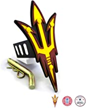Gameday Ironworks Arizona State Steel Receiver Hitch Cover