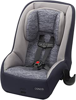 Cosco Mighty Fit 65 DX Convertible Car Seat, Heather Navy