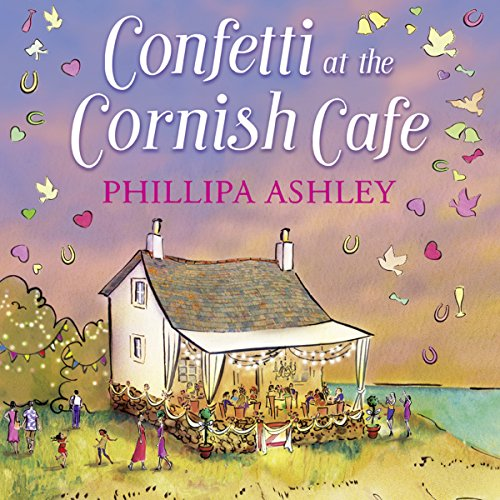 Confetti at the Cornish Café cover art