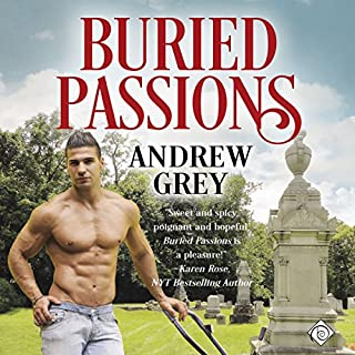 Couverture de Buried Passions