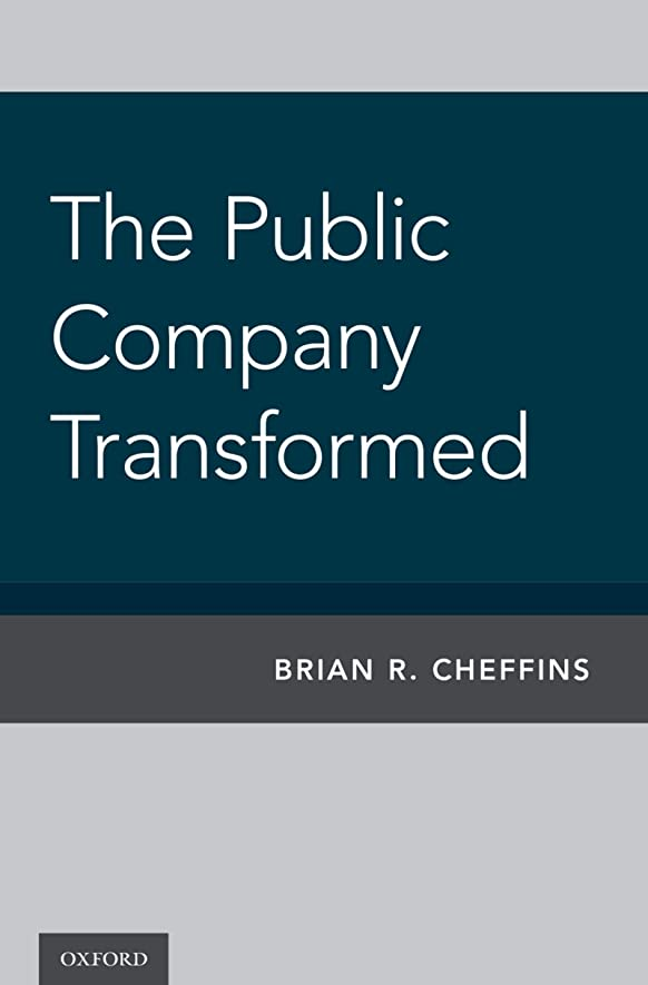 些細な道に迷いました打たれたトラックThe Public Company Transformed (English Edition)