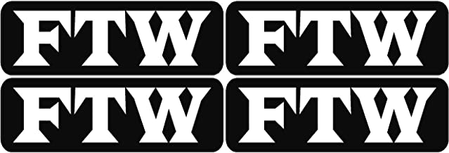 ftw decal