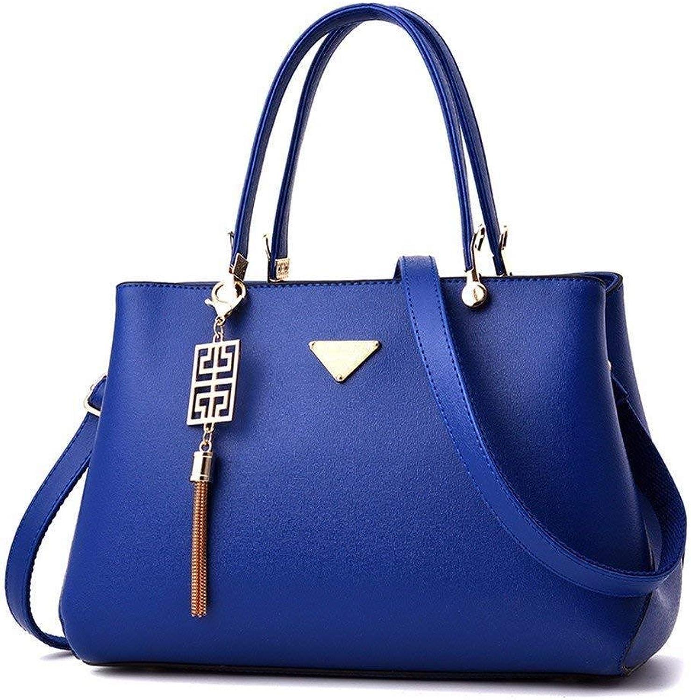 HYLV Damenmode Schultertasche Einfache Handtasche, Umhngetasche, Airbag