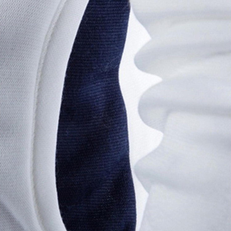 JSPOYOU Mens Turtleneck Sweatshirt Tracksuit 2 Piece Hooded Double Zipper Top and Sweatpant Suits Casual Slim Fit Activewear