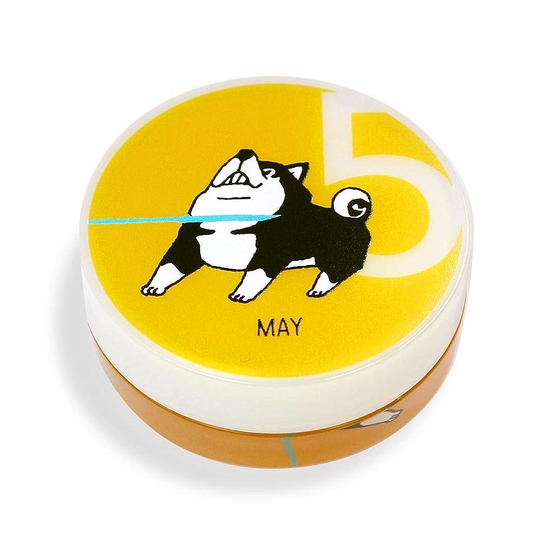 月曜日油彼女のしばんばん フルプルクリーム 誕生月シリーズ 5月 20g