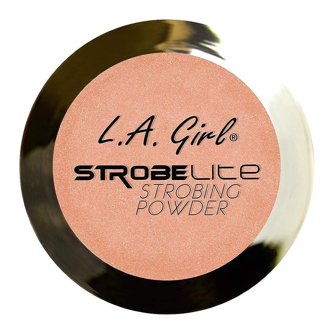 夜明けパウダー親密なL.A. GIRL Strobe Lite Powder 70 WATT (並行輸入品)