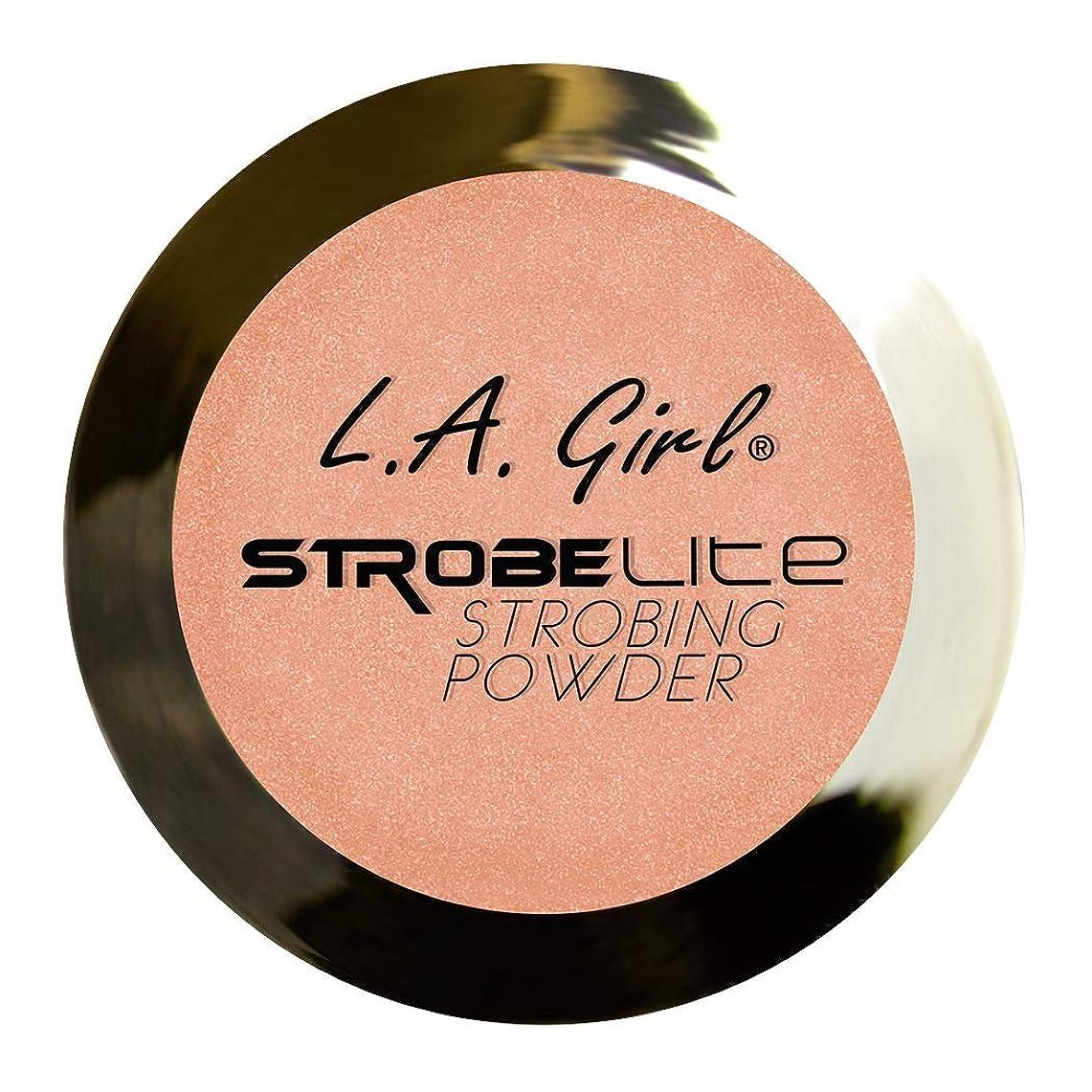 意欲走るアッパーL.A. GIRL Strobe Lite Powder 70 WATT (並行輸入品)