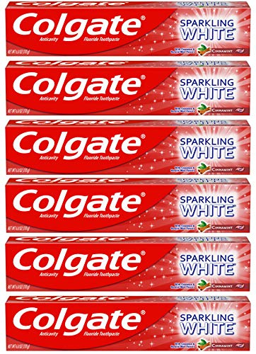 Colgate Toothpaste with Fluoride (6 Pack) – HUGE MARKDOWN + FREE SHIPPING!