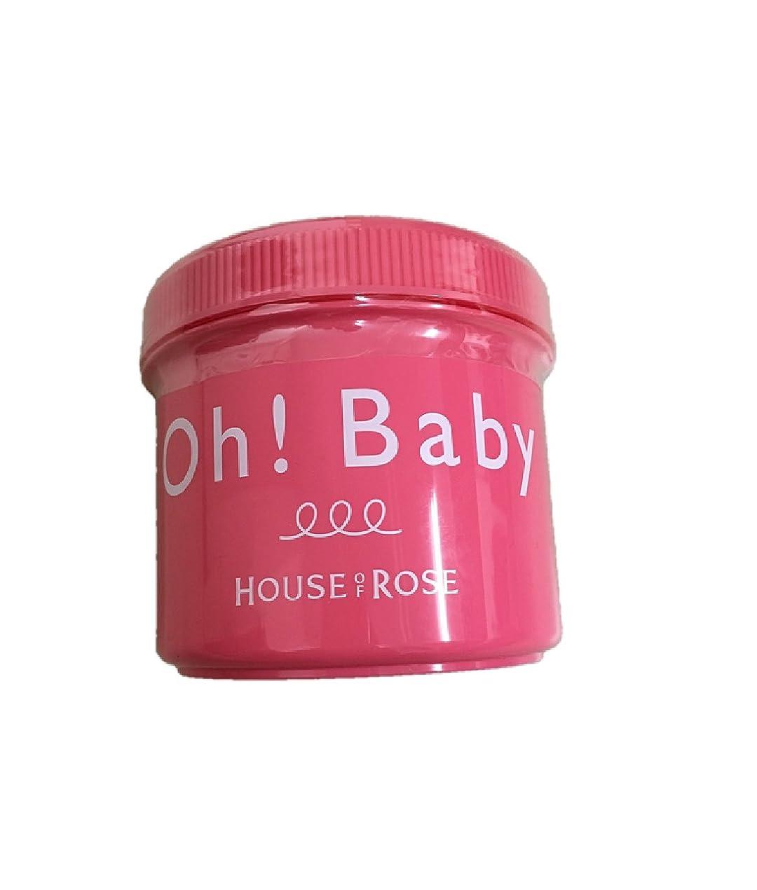 リズミカルな無線かび臭い【3個セット】ハウスオブローゼ Oh! Baby ボディ スムーザー N ×3個