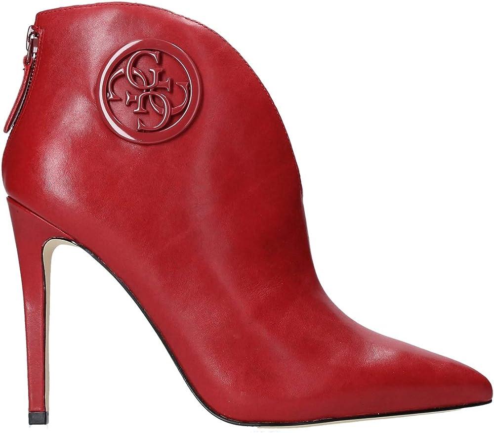 Guess,tronchetti,stivali per donna,in vera pelle taglia 36 eu Rj7Qzzd9B0