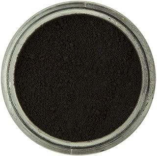 Rainbow Dust Edible Cup Cake Food Colour Decoration Plain and Simple BLACK MAGIC