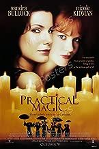 practical magic movie poster