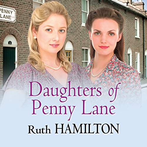 Daughters of Penny Lane audiobook cover art