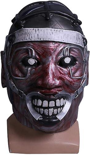 protección post-venta Mask- Dawn Killer Casco Latex Cosplay Halloween Halloween Halloween Haunted House Terrorist Atrezzo  ventas en línea de venta