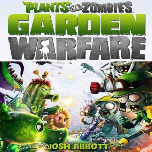 Plants vs. Zombies Garden Warfare Game Guide audiobook cover art
