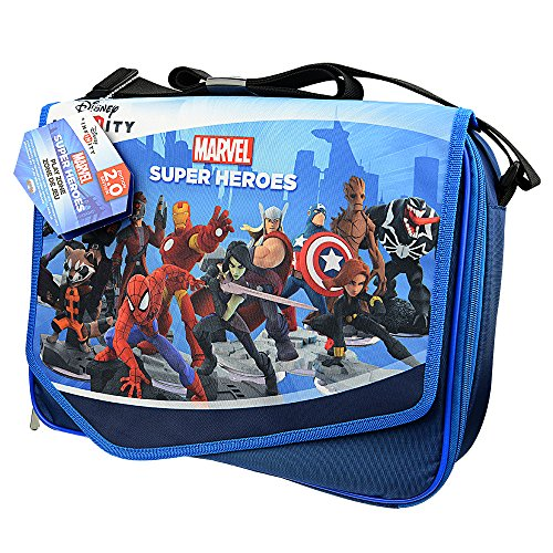 Disney Infinity 2.0 - Marvel Play-Zone Tasche