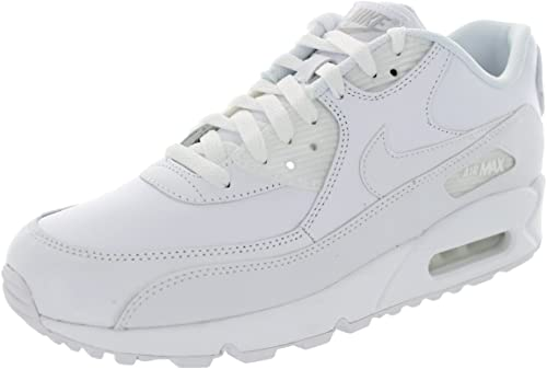 Nike Air MAX 90 Leather, Hauszapatos de Running para Hombre