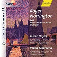 Haydn/Schumann: Symphonies [FROM UK] [IMPORT]