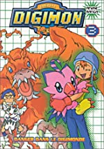 Digimon, tome 3 - Danger dans le digimonde d'Akiyoshi Hongo