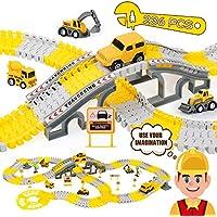 236-Pieces iHaHa Construction Toy Engineering Trucks
