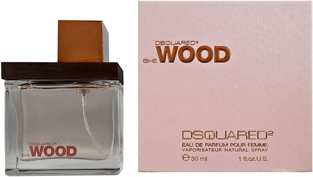Dsquared profumo she wood edp - 30 ml  eau de parfum da donna DSQUARED-610005