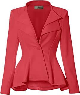 Best coral jacket blazer Reviews