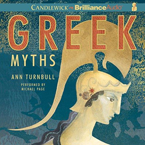 Greek Myths cover art