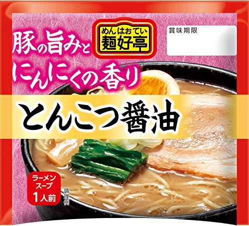 麺好亭 とんこつ醤油スープ 50g