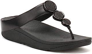 FITFLOP Black Comfort Sandal For Women