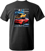 Ford - 302 BOSS The Mustang Legend Lives (Back) - Officially Licensed - T-Shirt