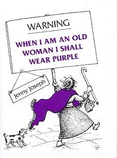 Best jenny joseph wear purple Reviews
