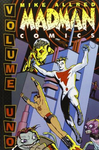 Madman Comics vol.01 (di 4) [Fumetto] by Mike Allred