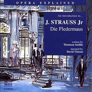 Die Fledermaus audiobook cover art