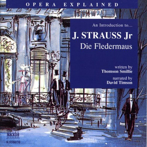 Die Fledermaus cover art