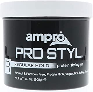 Ampro - Ampro Pro Style Protein Styling Gel - 32 oz (Cases of 6 items) by AmPro