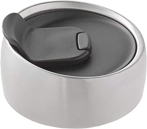 S'well 11300-B18-24996 Commuter Lid, One Size, Silver