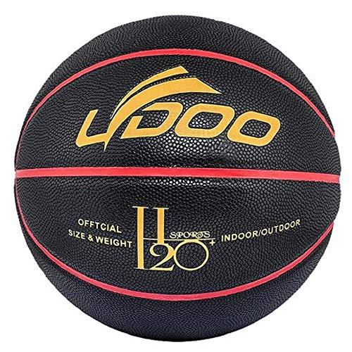 siqiwl Baloncesto Bola De Baloncesto Pu Materia Official Size7 Baloncesto Libre Con Net Bag+Aguja